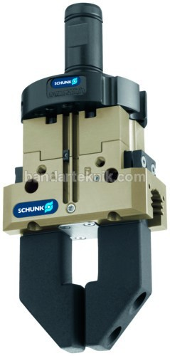 SCHUNK Gripper with shaft interface